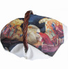 Resurrection of Christ Icon (Style II) Pascha Basket Cover