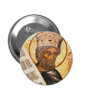 Pick-Your-Saint Round Icon Buttons:  Set of 100- THREE SIZES AVAILABLE