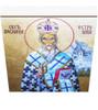 "St. Vasilije Icon- 11 x 14"" Mounted Canvas (1 1/2"" Thick)"