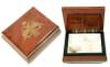 Byzantine Eagle Wooden Keepsake Box- ON SALE!