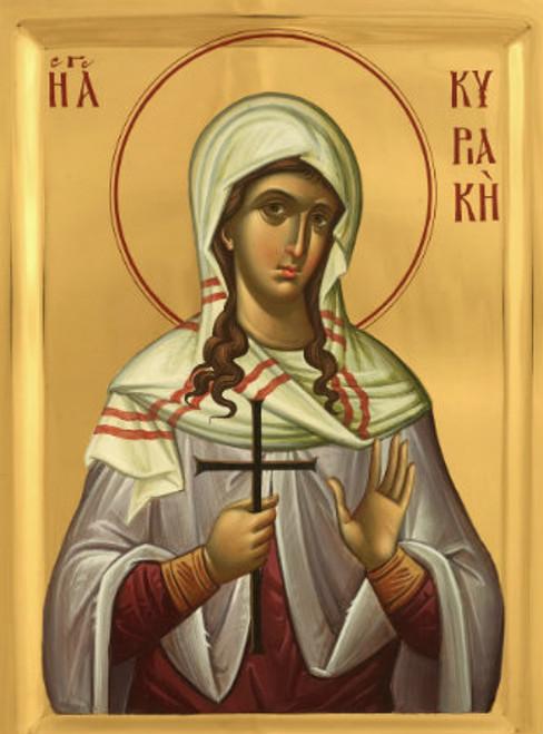 St. Kyriaki Icon
