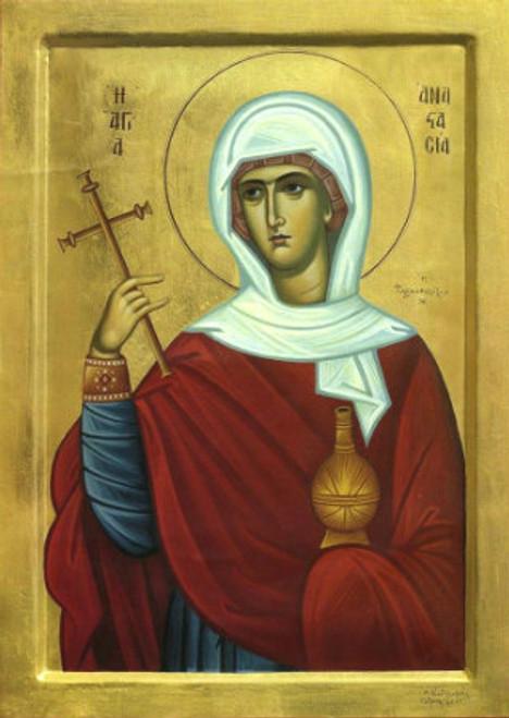 St. Anastasia Icon