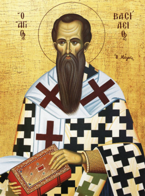 St. Basil the Great Icon- Icon II