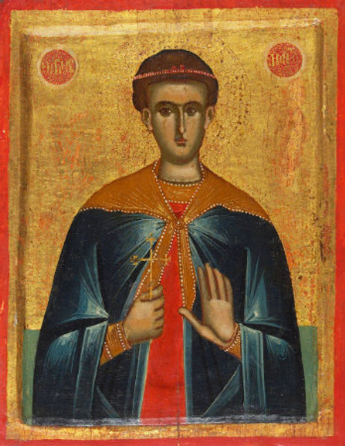 St. Demetrios Icon- Icon VI
