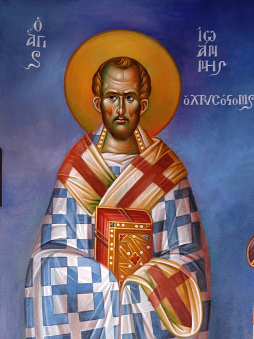 St. John Chrysostom Icon- Icon V