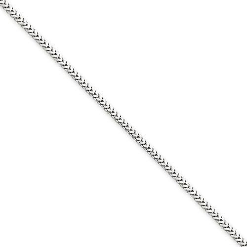 14KWG 1.5mm Franco Chain- Various Lengths