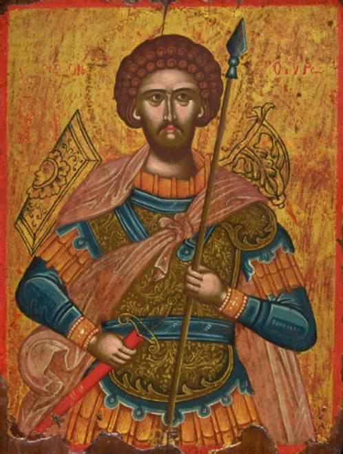 St. Theodore of Tyro Icon