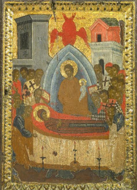 Dormition of the Theotokos Icon- Icon IV