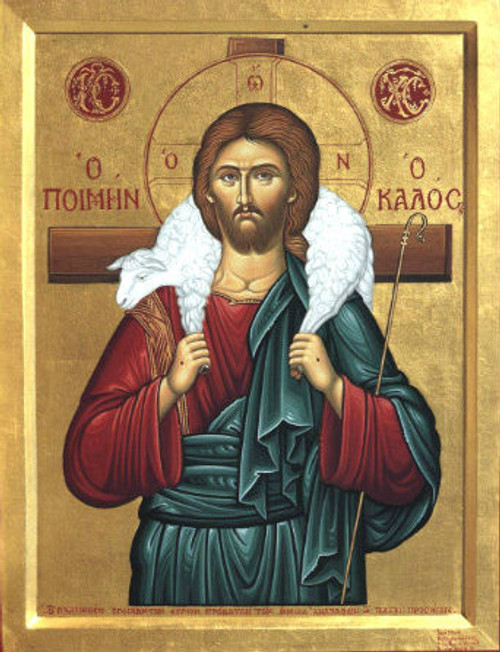 Christ the Good Shepard Icon