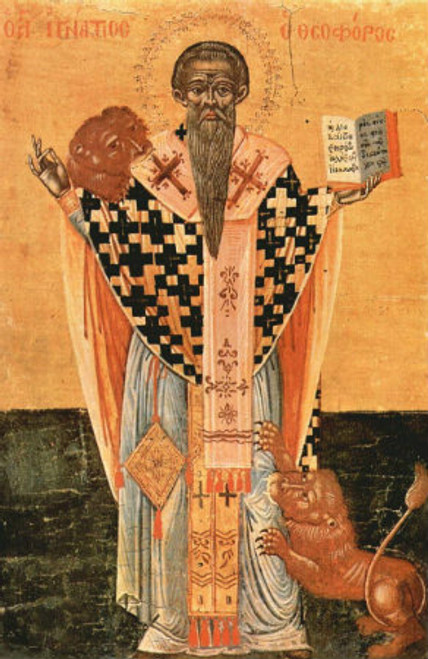 St. Ignatius Icon