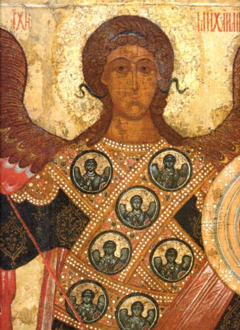 Archangel Michael Icon- Icon II