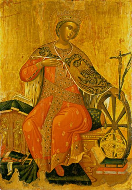 St. Katherine the Great Icon- Icon II