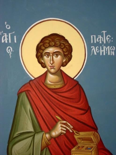 St. Panteleimon Icon- Icon IV
