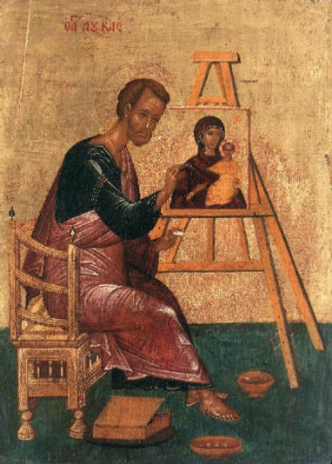 St. Apostle Luke Icon- Icon II