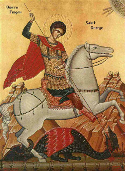 St. George Icon- Icon IV