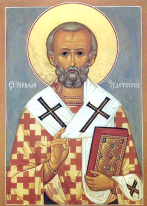 St. Nicholas Icon- Icon VI