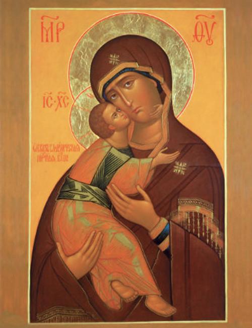 "Theotokos ""Vladimirskaya"" Icon"