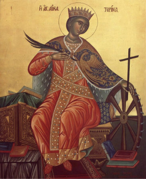 St. Katherine the Great Icon