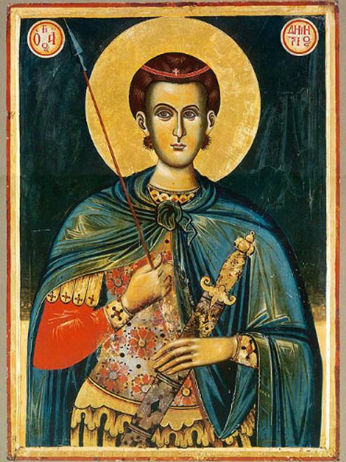St. Demetrios Icon- Icon III