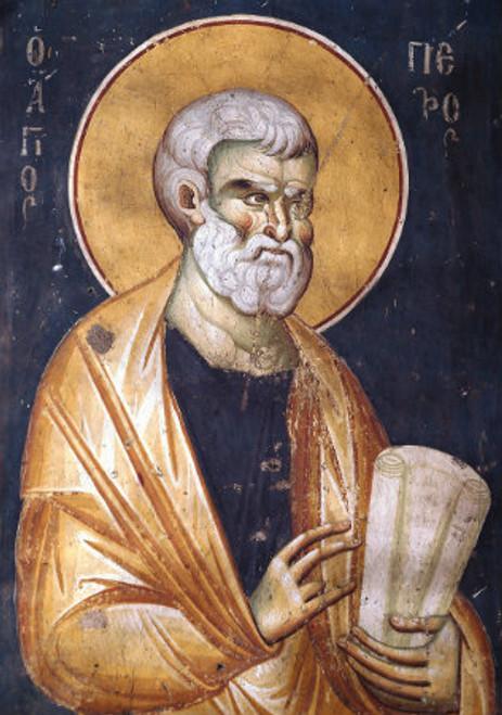 St. Apostle Peter Icon