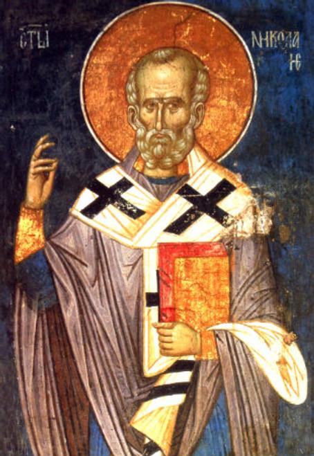 St. Nicholas Icon- Icon VIII