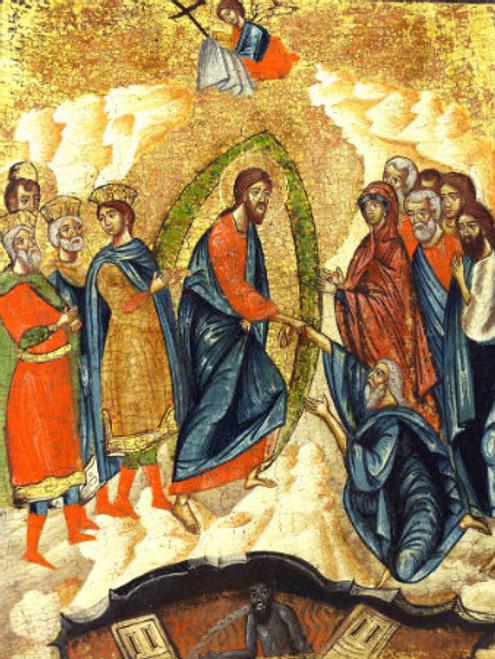 Resurrection of Christ Icon- Icon III