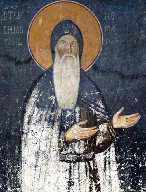 St. Simeon Icon