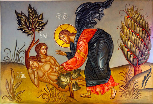 Creation of Eve Icon