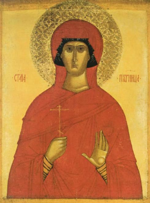 St. Paraskevi Icon