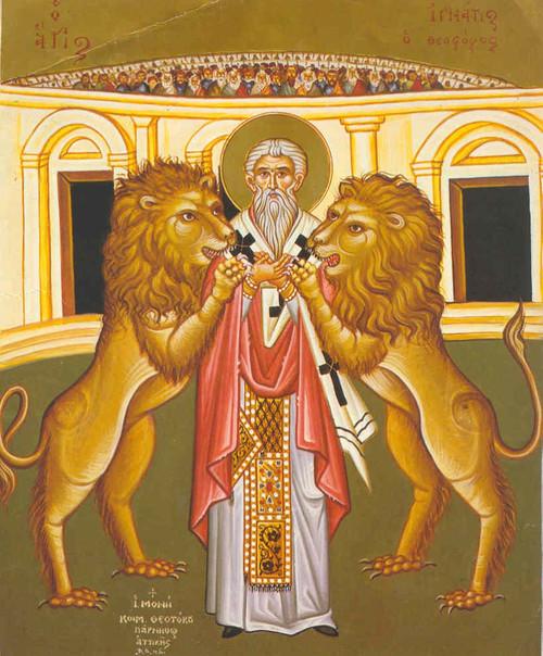 St. Ignatius Icon- Icon II