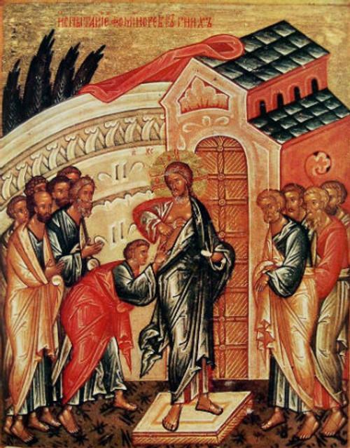 St. Thomas the Apostle Icon- Icon II
