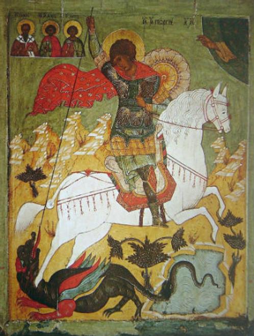 St. George Icon- Icon VI