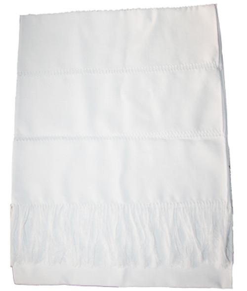 Handmade Wedding Cloth (White)