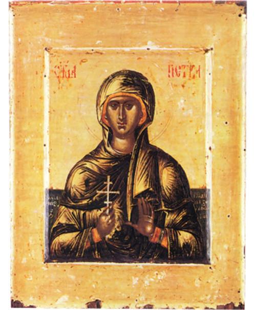 St. Paraskeva (Petka) Icon- L