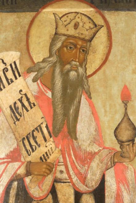 Prophet Zachariah Icon