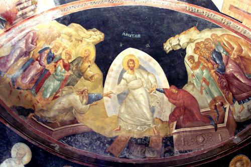 Resurrection of Christ Icon (Chora)
