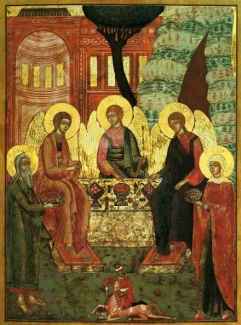 Holy Trinity Icon- Icon III
