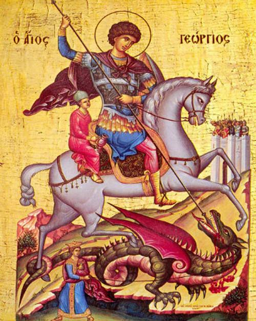 St. George Icon II