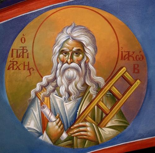 Prophet Jacob Icon