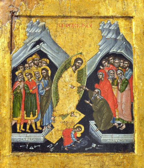 Resurrection of Christ Icon- Icon II