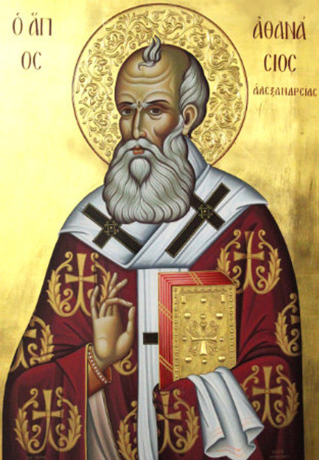 St. Athanasius the Great Icon