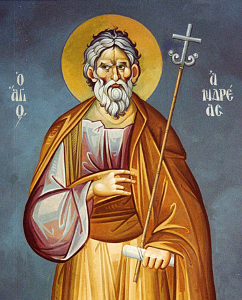 St. Andrew the First-Called Icon