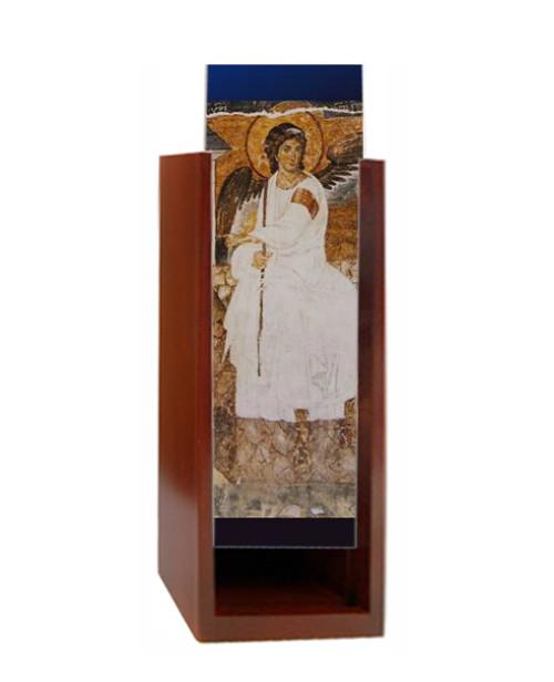 Beli Andjeo (White Angel) Wooden Wine Gift Box