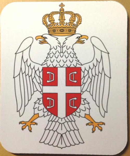 Serbian Double Eagle Mousepad