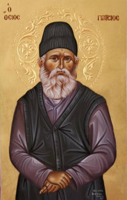 St. Paisios the Athonite Icon- Icon II