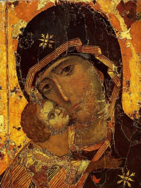 Theotokos Vladimirskaya Icon