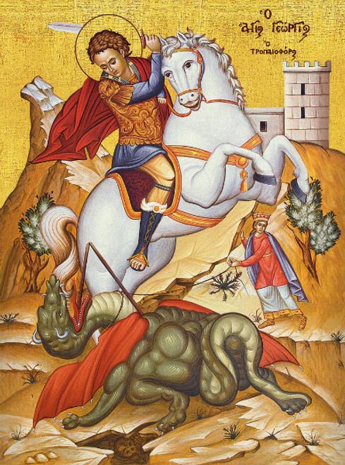 St. George Icon IX
