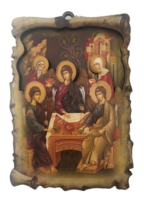 3-D Magnet: Holy Trinity (Hospitality of Abraham)