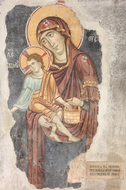 Prizren Theotokos Icon