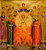 Synaxis of the Holy Archangels Icon- Icon III